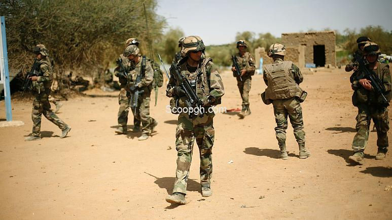 3 French soldiers killed in Mali