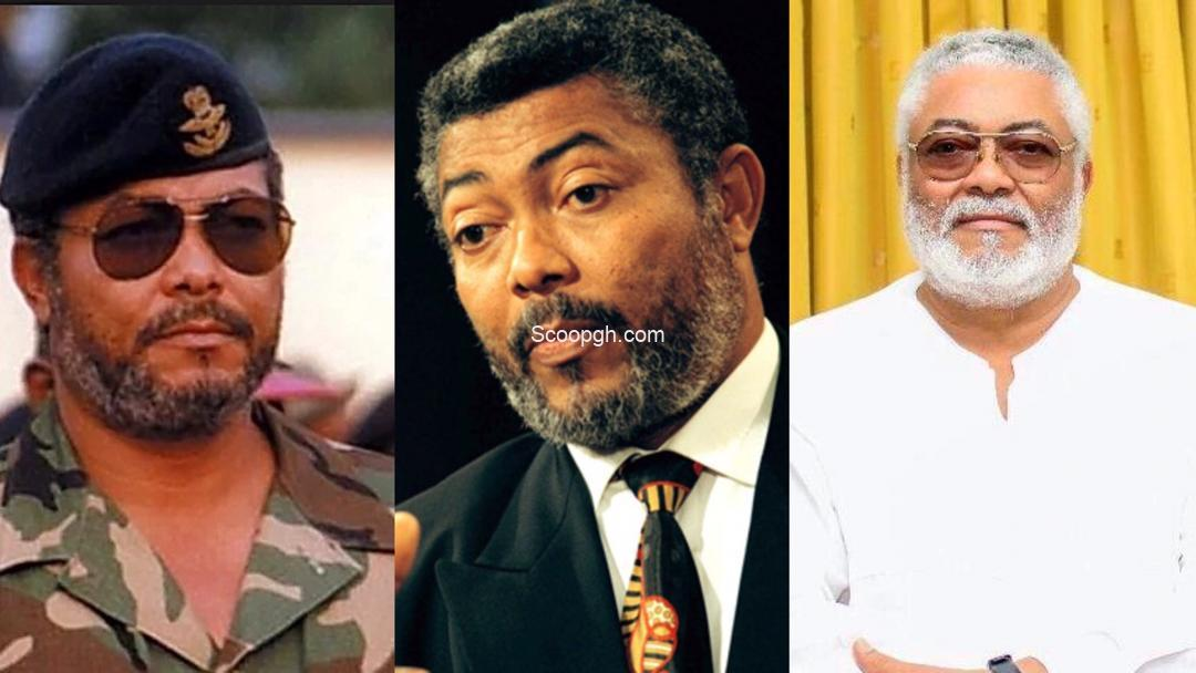 The Late FLT. LT. Jerry John Rawlings (RTD) Funeral Is on Going…
