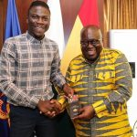 Dancehall Musician Stonebwoy speaks wise words to a fan who insulted him for casting vote for Nana Addo